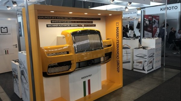 Automotive interiors EXPO 2019, Europe